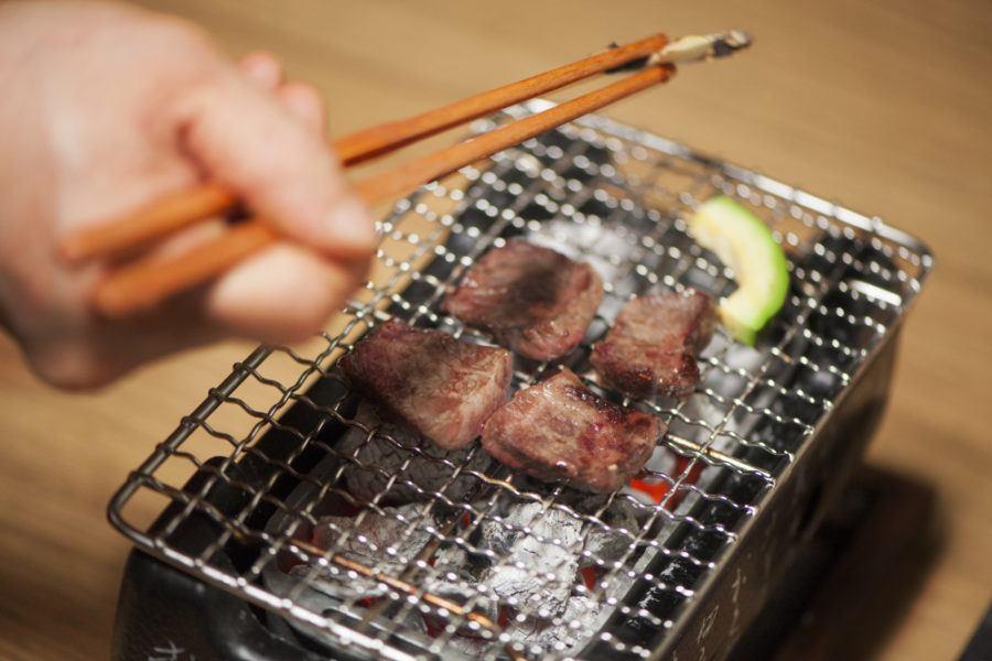 Ristorante di carne a Roma: il barbecue coreano di Galbi.