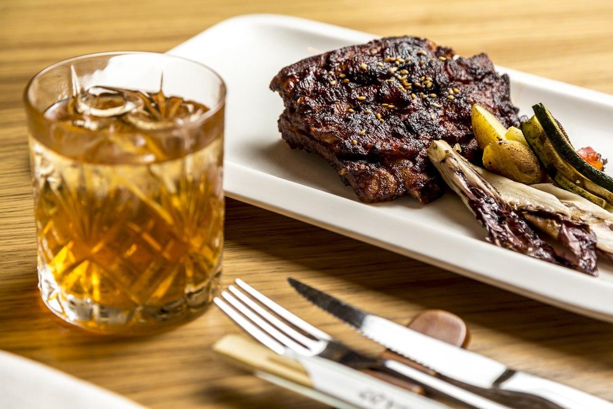 Ristorante Roma carne coreano