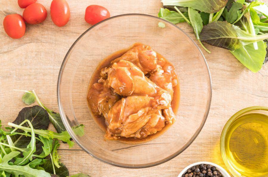 Marinatura del pollo: istruzioni per l'uso!