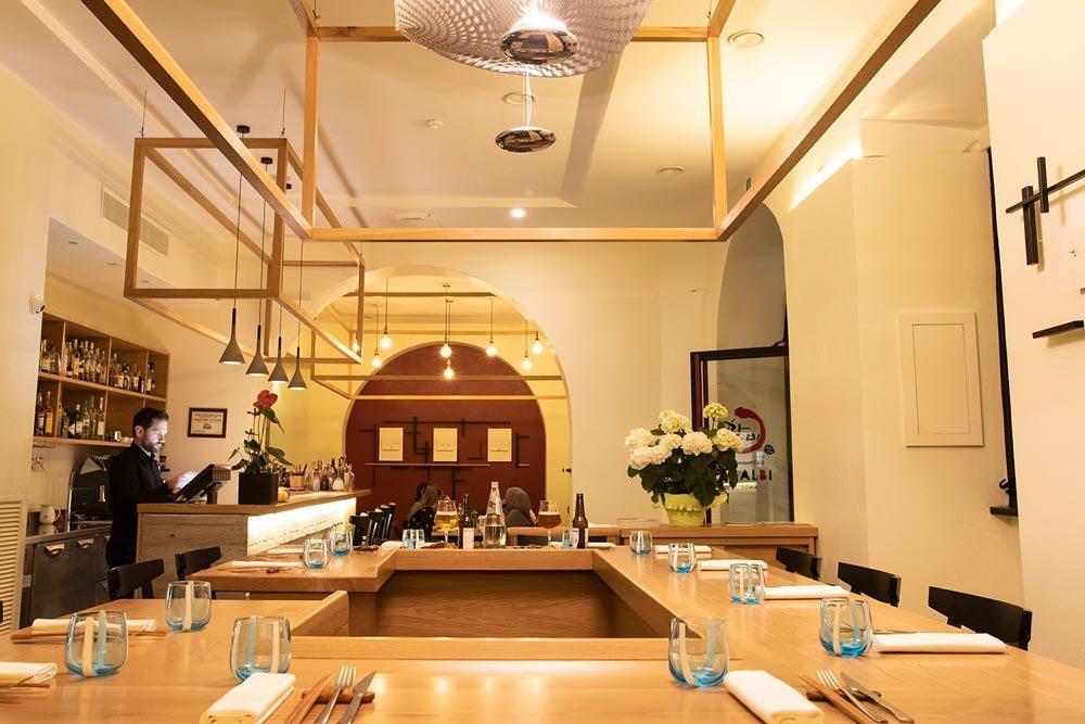 Galbi roma cucina coreana contemporanea e bbq il for Cucina coreana